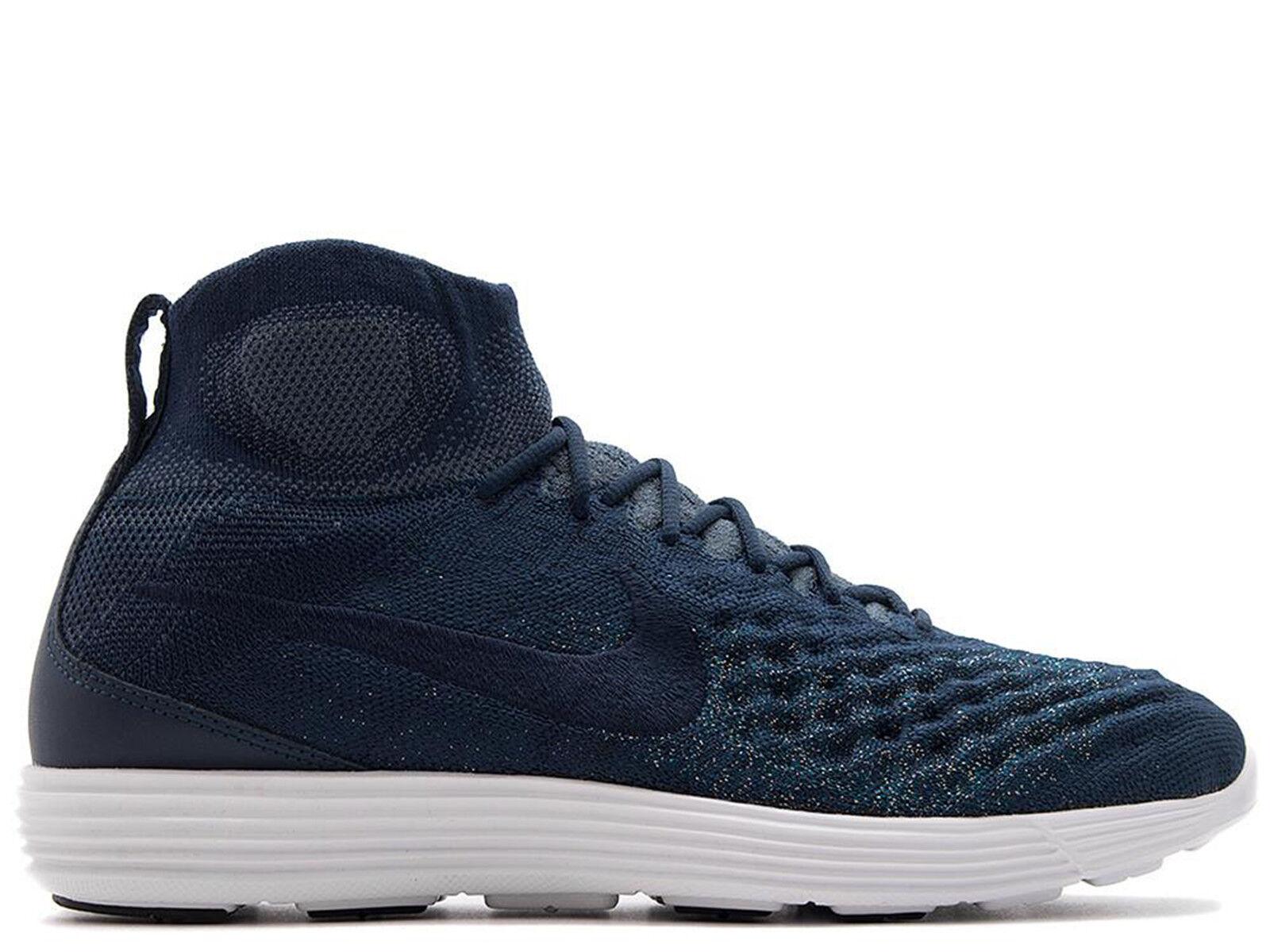 Brand new nike lunar magista ii fk fc moda maschile scarpe da ginnastica [876385 400.