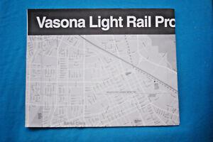 Vasona-Light-Rail-Project-Map-June-1999-Santa-Clara-Valley-Trans-Authority