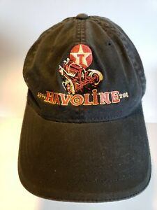 Vintage-Flexfit-Texaco-Havoline-Hat-size-small-to-medium-2004