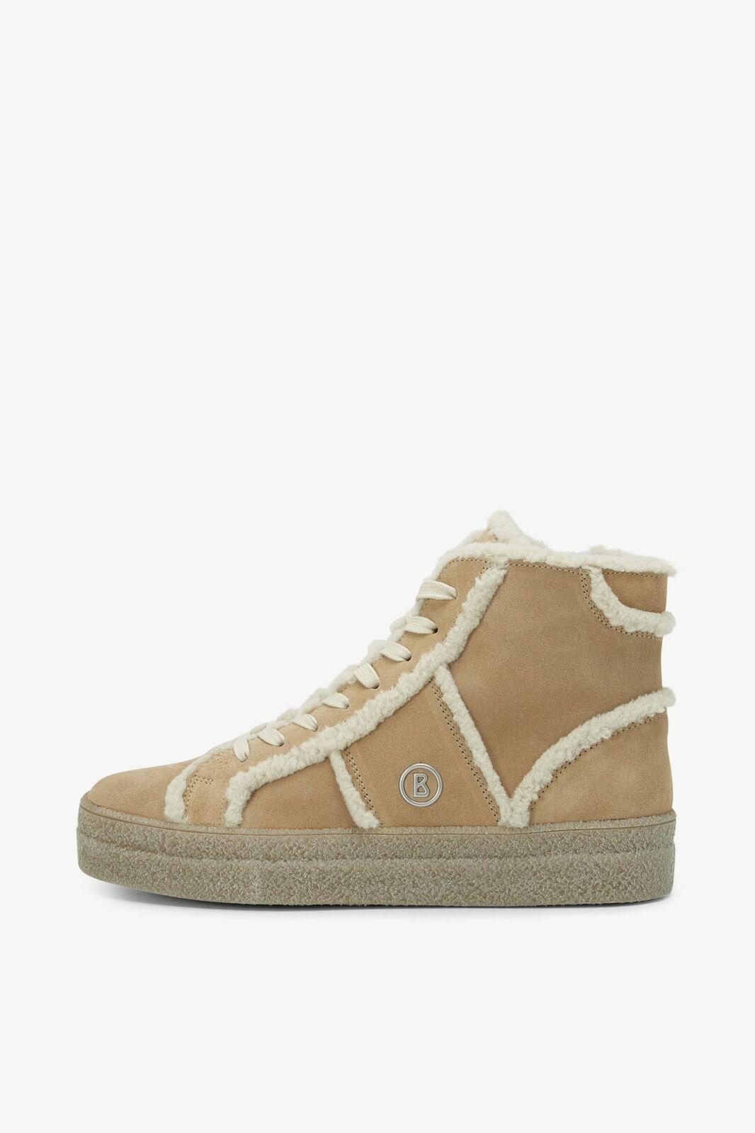 Bogner Womens Winter shoes Denver 2B, Size  36 EU to - 39 EU Beige