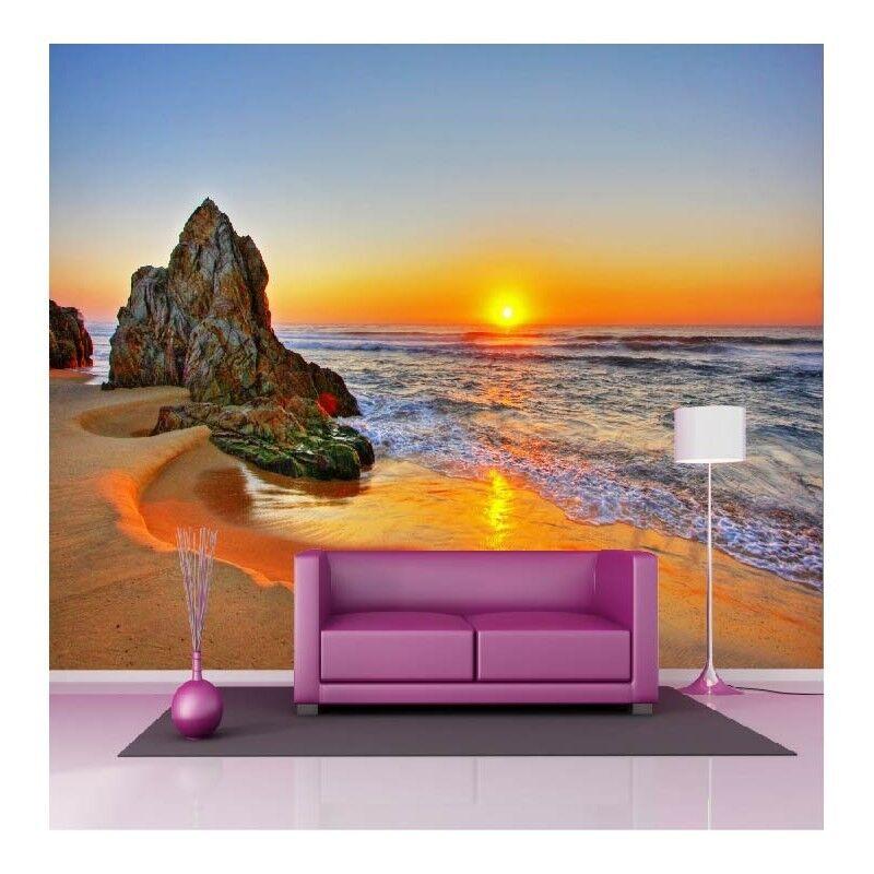 Papier peint peint peint géant vus sur la plage1581 | Mende  | Une Grande Variété De Modèles 2019 New  | Outlet Online Shop  | En Vente  59a384
