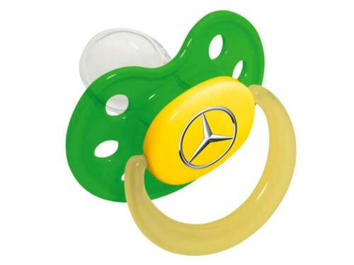 Soother B66953249 NEW Pacifier Genuine Mercedes-Benz Babies Dummy