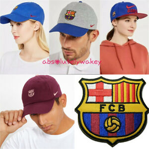 Image is loading Nike-FC-Barcelona-Heritage86-or-Pro-Adjustable-Unisex- 653c947d001