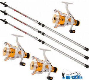 Fishing-Set-Set-3-Rods-3-00m-3-Rolls-for-Trout-and-All-Round-Carp-Angel