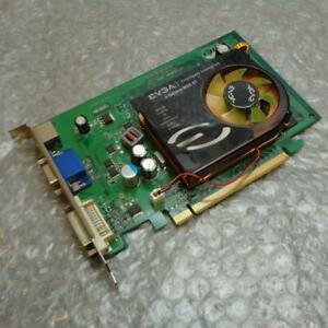 512MB-EVGA-nVidia-GeForce-8600-GT-PCI-e-DVI-VGA-TV-Graphics-Card-512-P2-N756-TR