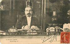 Le Docteur Calot in His Office, Berck-Plage, France