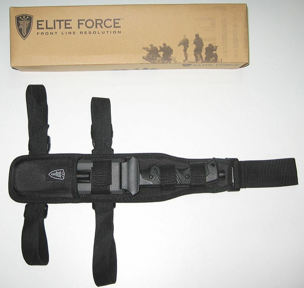 ELITE FORCE 703 OUTDOOR OUTDOOR OUTDOOR & SURVIVAL SET IM BUSHCRAFT STYLE NEU OVP c15e31