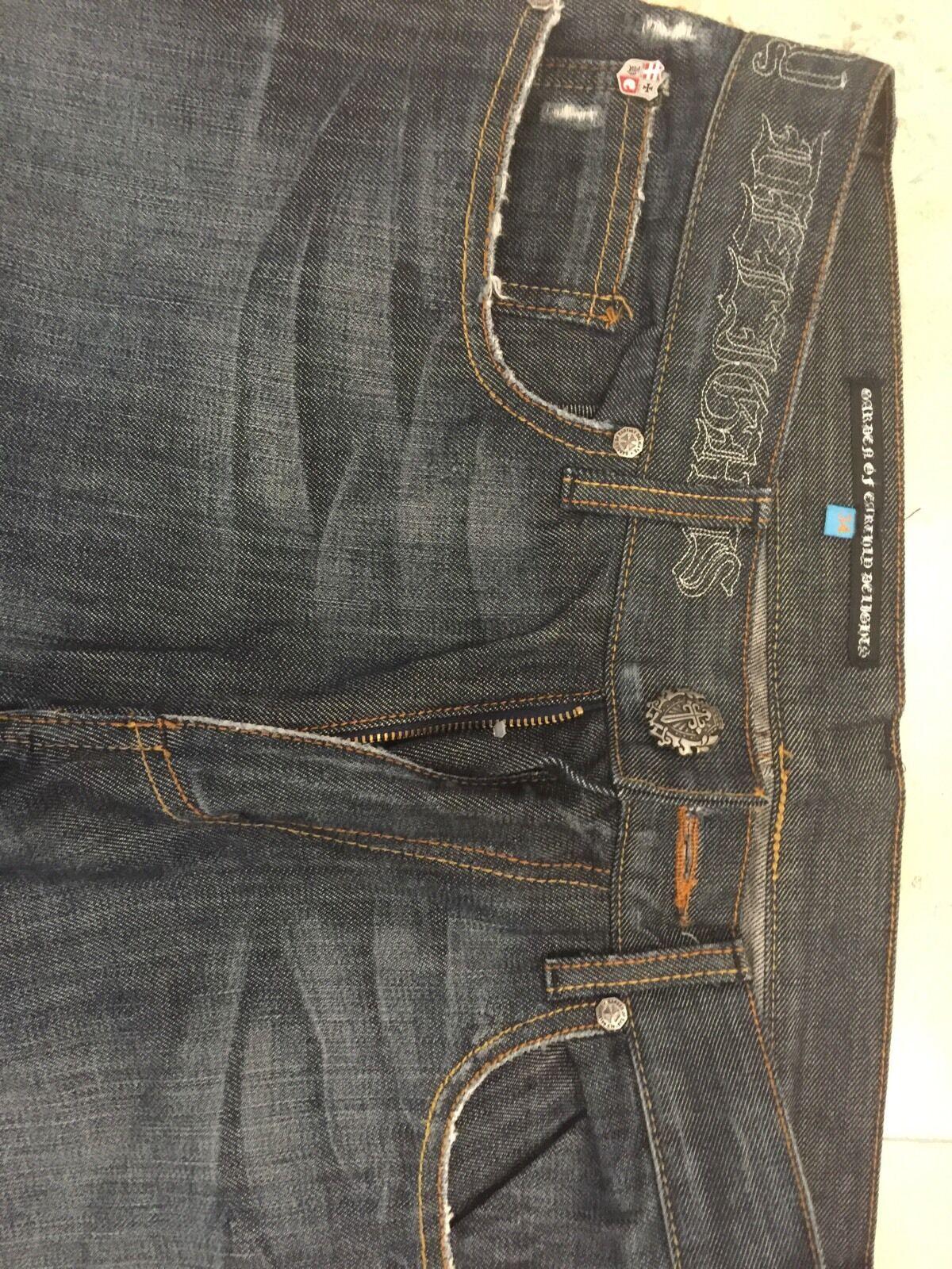 603a93a3 Men's Fade Carmen Jeans Trousers bluee nrmnvs123-Jeans - www ...