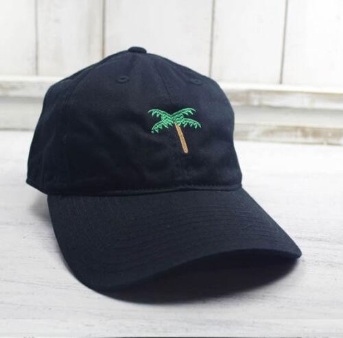 Palm Tree Emoji Baseball Cap Curved Bill Dad Hat 100/% Cotton Vacation Survivor