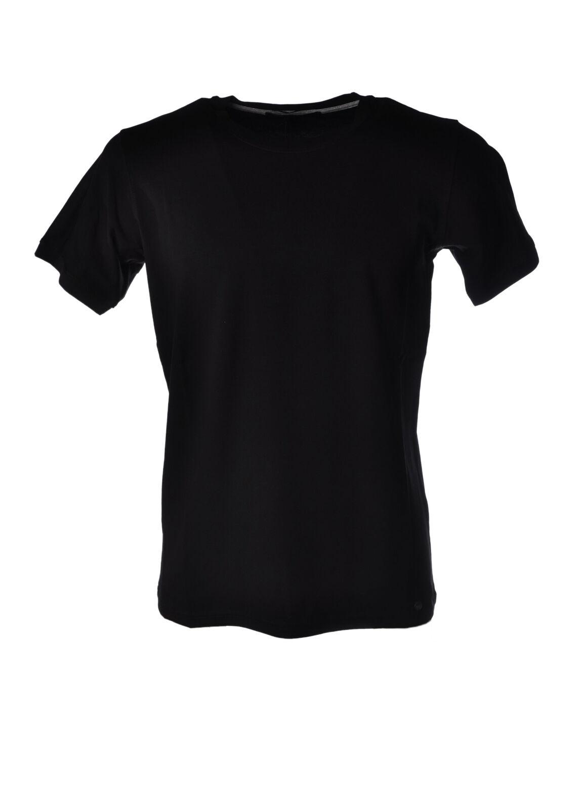 Laboratori Italiani - Topwear-T-shirts - Mann - black - 5017924N183744