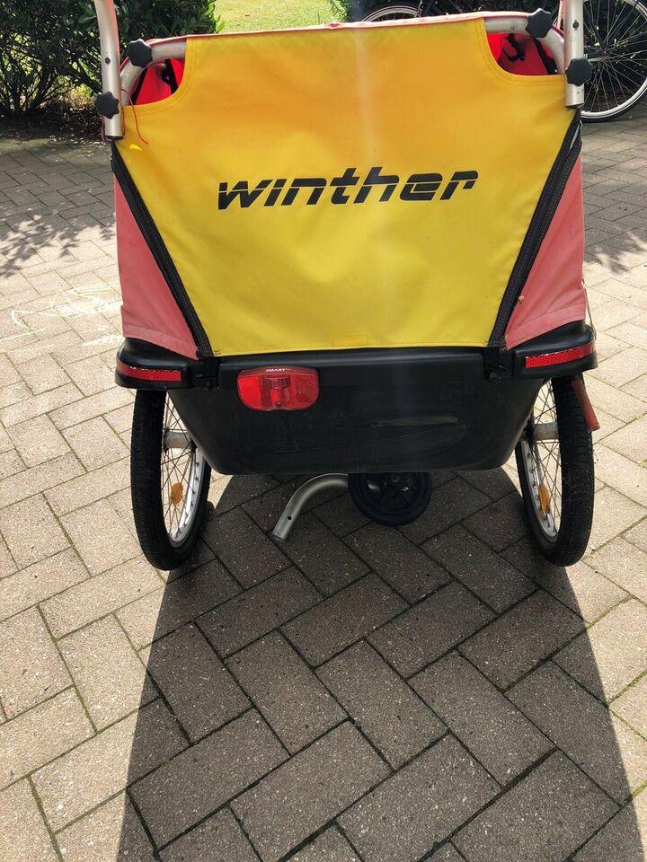 Cykelanhænger, Winther Dolfin
