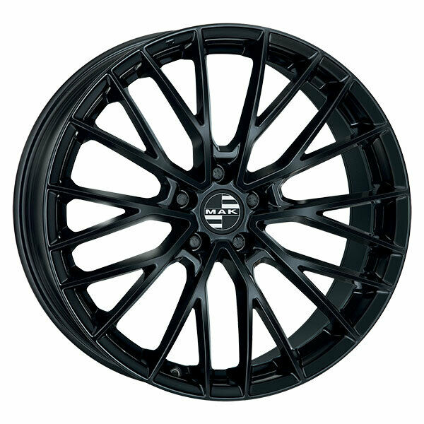 ALLOY WHEEL MAK SPECIALE-D AUDI E-Tron 10x21 5x112 ET 38 GLOSS BLACK cd0