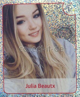 Sticker 148-Panini-Webstars 2017-Julia beautx