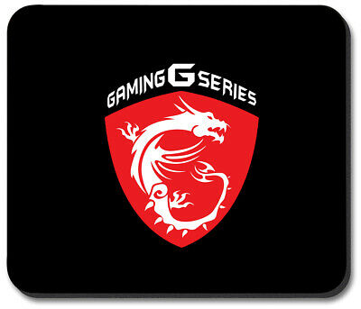 New Msi Gaming Series Logo Mouse Pad For Laser Optical Mouse Pad Ebay