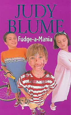 Very Good, Fudge-a-mania (Piper), Blume, Judy, Book