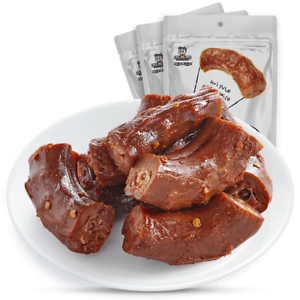 Pack-of-3-Braised-Duck-Neck-Wuhan-Specialty-Food-Snack-140g-3