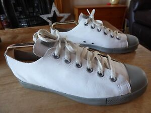 Great Converse Condition Rise Leather Uk Mens 8 Size Low 05pxq