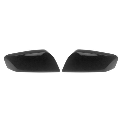 For Chevy Impala 2013-2019 SES Trims MC6251BLK Gloss Black Mirror Covers