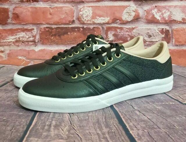 ADIDAS LUCAS PREMIERE ADV SHOE (BLACK/PINK) Skate Shoes Mens size 9.5