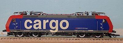 ROCO HO SBB 482 Locomotive in SBB CARGO livery
