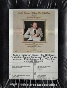 Details about God's Gonna Bless His Children / Jimmy Swaggart & Others -  Sealed 8-Track Tape