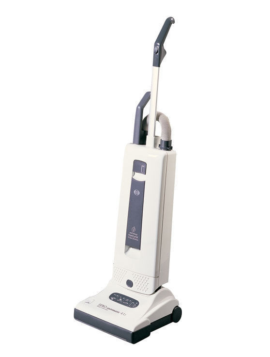 SEBO AUTHOMATIC X4, COMMERCIAL DOMESTIC UPRIGHT VACUUM CLEANER, MADE IN GERMANY