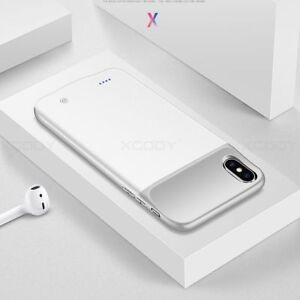 best service 4f564 8aeae Details about For Apple iPhone X Battery Case Rechargeable Charger Portable  Charging Cover