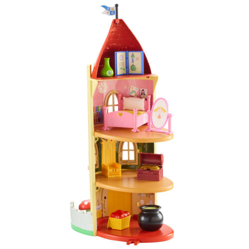 06402 Ben /& Holly/'s Little Kingdom Thistle Castle Playset Inc Bed /& Accessoires