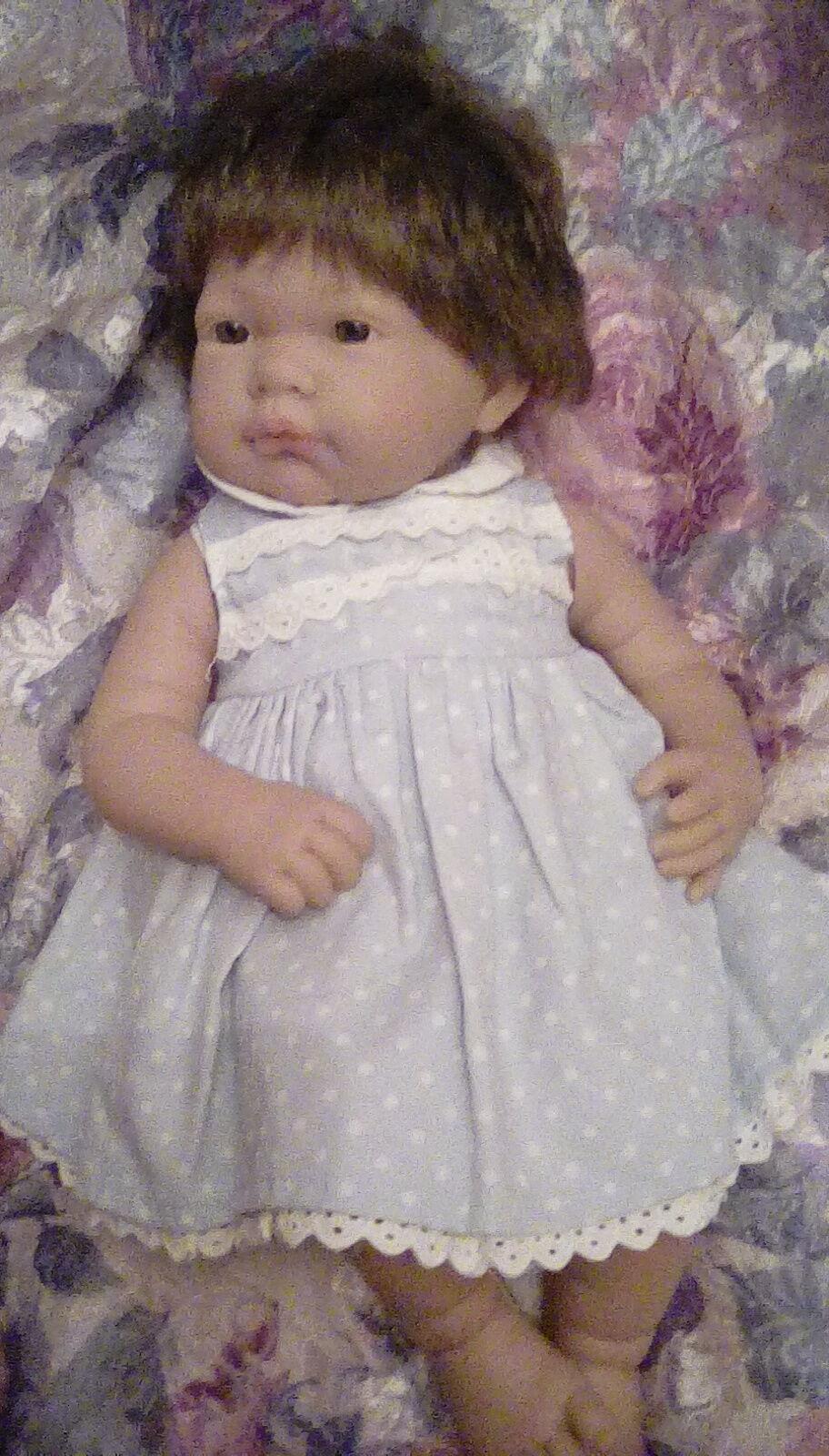 Baby Puppe hübsche Puppe als als als Reborn Baby a1a74b
