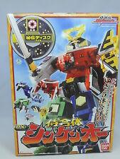 BANDAI Power Rangers Shinkenger DX Shinken Oh Megazord ++EC++