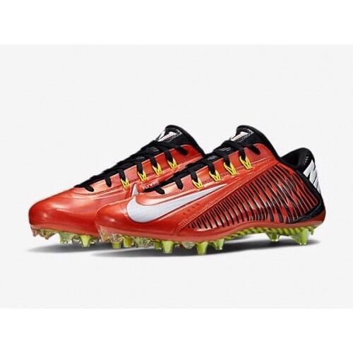 New NIKE Vapor Carbon 2014 Elite TD Mens Football Cleats - Orange Flash Comfortable Great discount