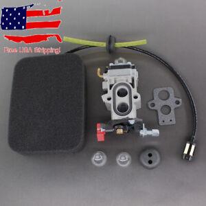 Carburetor-For-Walbro-WYA-79-Husqvarna-350BT-150BT-Backpack-Blower-Fuel-Line-Kit