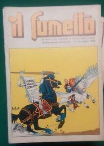 Il Fumetto Rivista Dei Comics Anaf N. 22 Maggio 1983