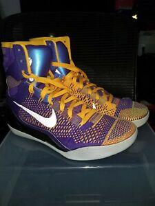 Nike Kobe 9 IX Elite High Sz 11 Purple