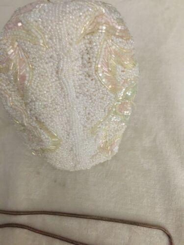 Und Abendtasche Clutch Rosa Grᄄᄍn Baby Vintage Perlen Wei Schne xfnwXq45