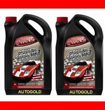 10 LT EVANS Power Cool 180 ANTIGELO RADIATORE NO ACQUA ETERNO liquido circuito