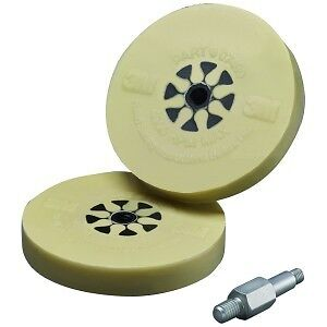 3M™ 07498 Stripe Off Wheel 7498 4 inch with Mandrel 1 Wheel Fine grade