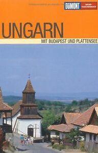 DuMont-Reise-Taschenbuch-Ungarn-von-Elke-Eberhardt-Buch-Zustand-gut