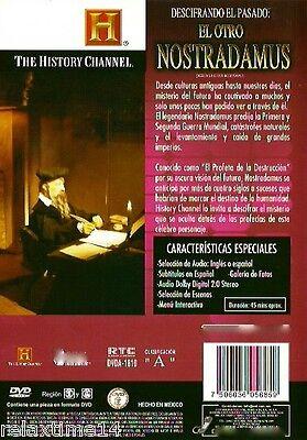 DVD - El Otro Nostradamus Decoding The Past Fast