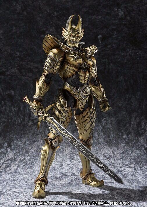 Makai Kadou Golden Ritter Garo Sho Actionfigur Bandai Tamashii Nationen Japan