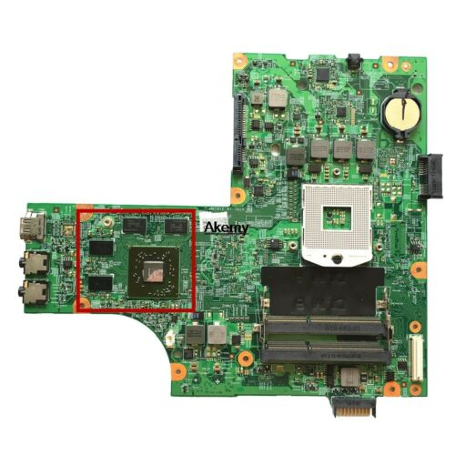 For DELL inspiron N5010 Motherboard CN-052F31 CN-0VX53T Mainboard 48.4HH01.011