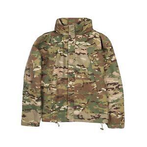 PerséVéRant Us Army Ecwcs Ocp Multicam L6 Cold Wet Weather Goretex Veste Sr Small Regular-afficher Le Titre D'origine
