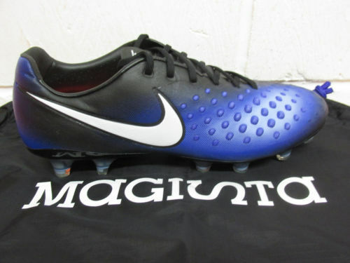 NIKE MAGISTA OPUS II FG SOCCER CLEATS MEN'S size 13 843813-018 Price reduction