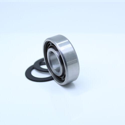 1PC 625-2RS Hybrid Ceramic Bearing 5x16x5 mm Si3N4 Ball Bearings 625RS ABEC-1