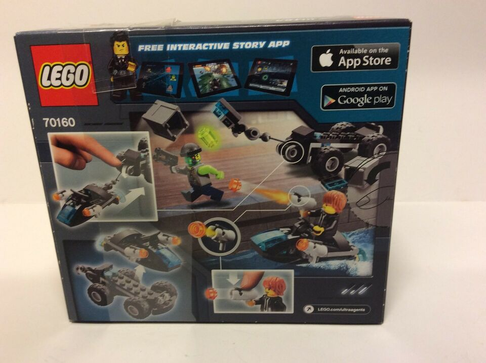 Lego andet, 70160