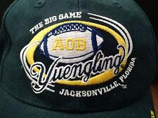 Yuengling hat The Big Game February 6, 2005 Jacksonville Florida Cap adjustable
