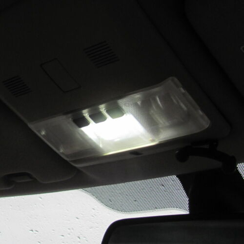 Full LED White interior light kit LandRover Discovery 3+4 boot roof lamp upgrade