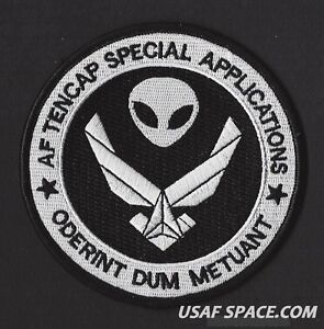 USAF-TENCAP-SPECIAL-APPLICATIONS-AREA-51-BLACK-OPS-NRO-CLASSIFIED-PROJECTS-PATCH