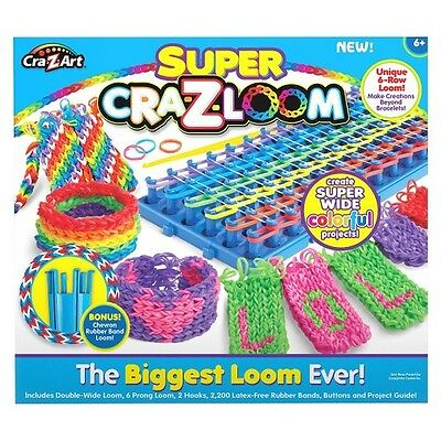 Cra-Z-Loom Super Loom
