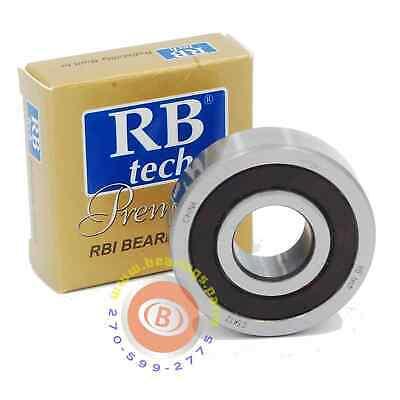RB TECH C3 Ball Bearing 3//8x29//32x5//16 1606 2RS//1606-ZZ Premium QTY.10 RBI